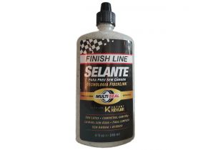 Selante para Pneu Bike Finish Line Multi Seal 240 ml Mtb Speed