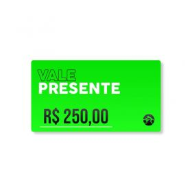 Vale Presente Ama Esporte Shop R$250