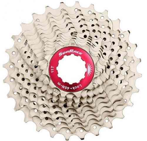 Cassete Bike Sunrace Rx Speed 10v 11/28