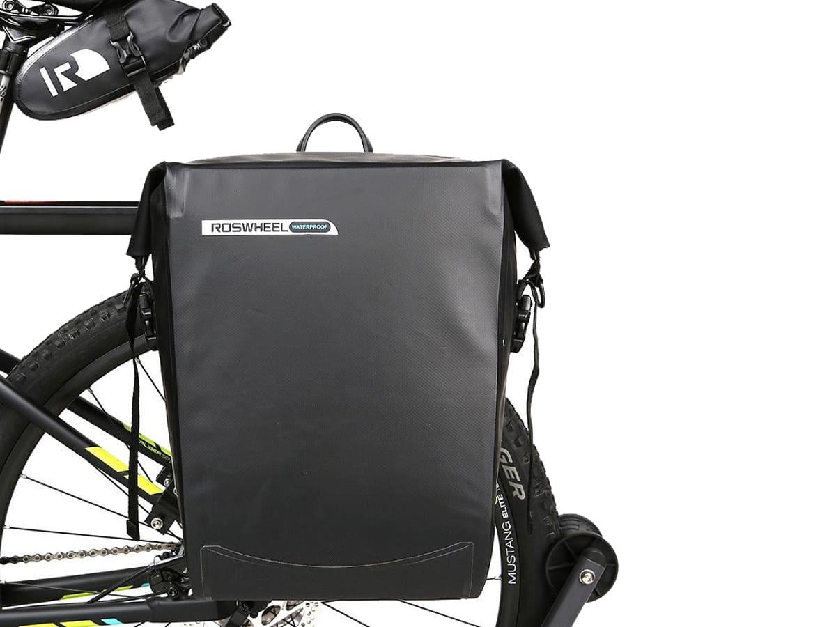 Bolsa Alforge Lateral Roswheel Waterproof 20L Impermeável
