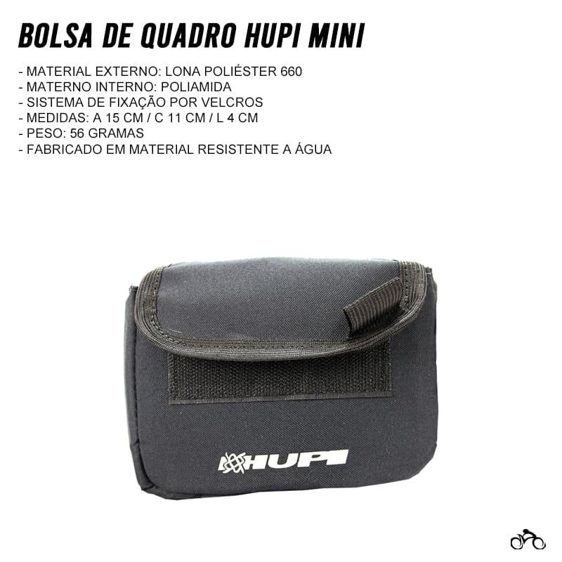 Bolsa de Quadro Hupi Mini