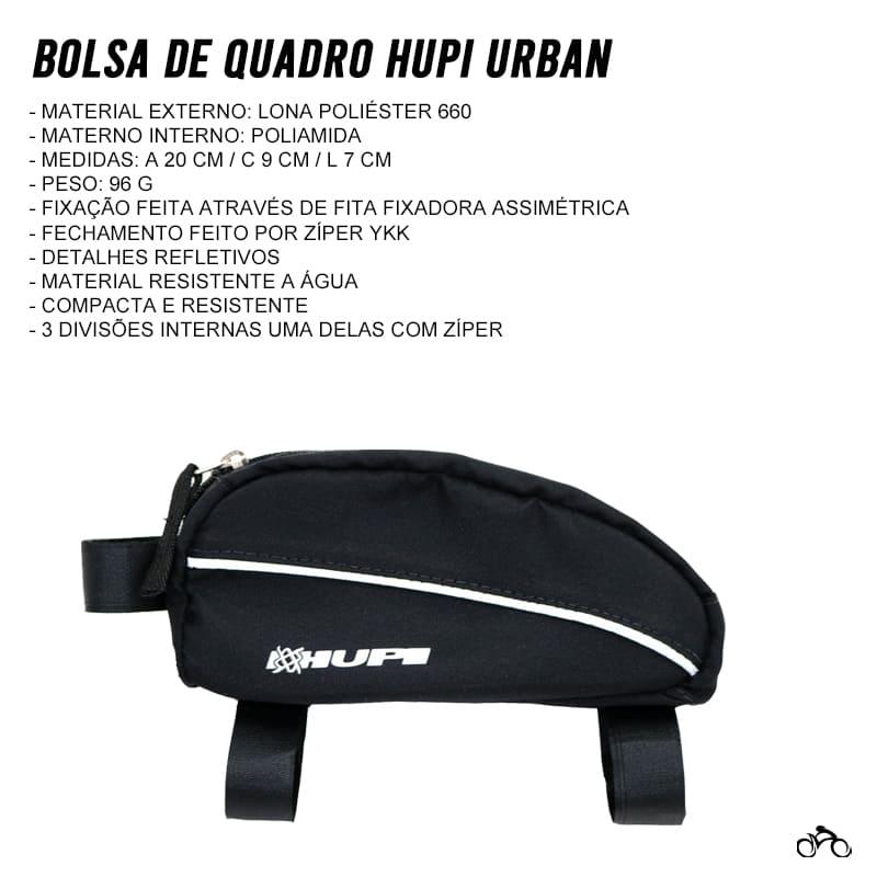 Bolsa de Quadro Hupi Urban