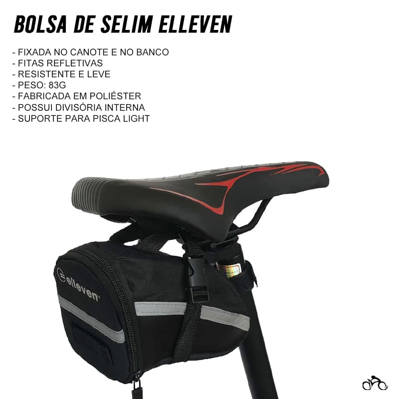 Bolsa de Selim Elleven Mtb Speed