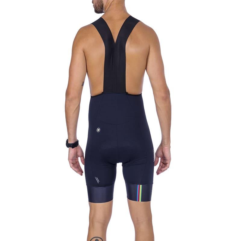 Bretelle Ciclismo Masculino Woom Supreme 2021 Preto