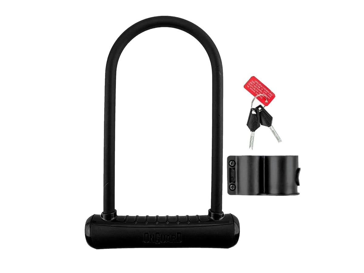 Cadeado Para Bicicleta Trava Bike Moto U-Lock Onguard Neons 8153