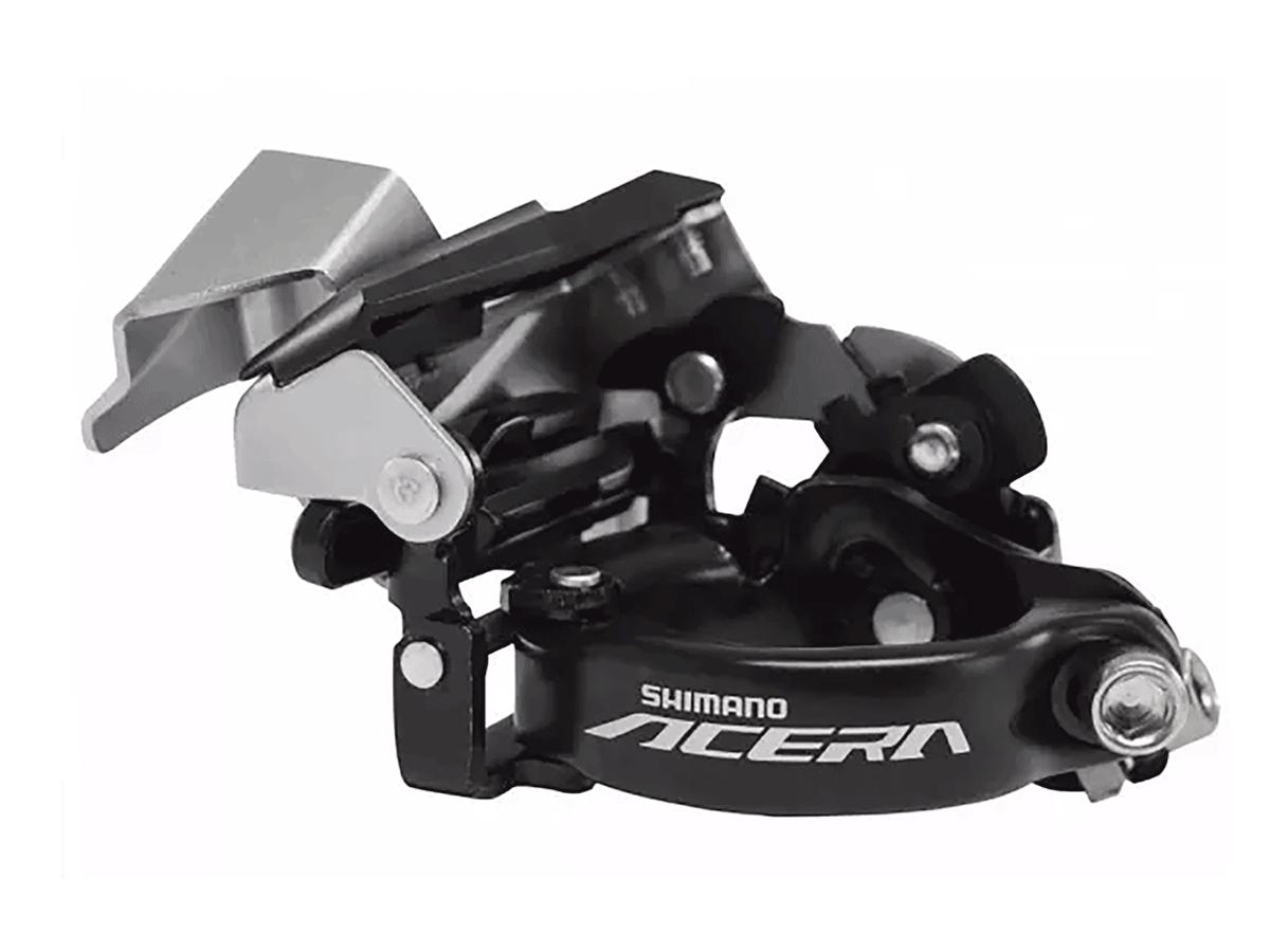 Câmbio Shimano Bike Dianteiro Acera M3000 Triplo 9v