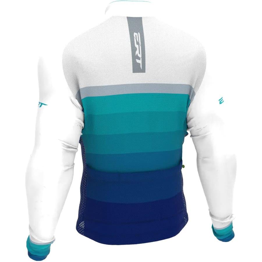 Camisa Ciclismo Ert Manga Longa Nova Tour Adriático Mtb Speed
