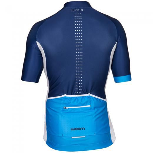 Camisa Ciclismo Woom Supreme British Mtb Speed