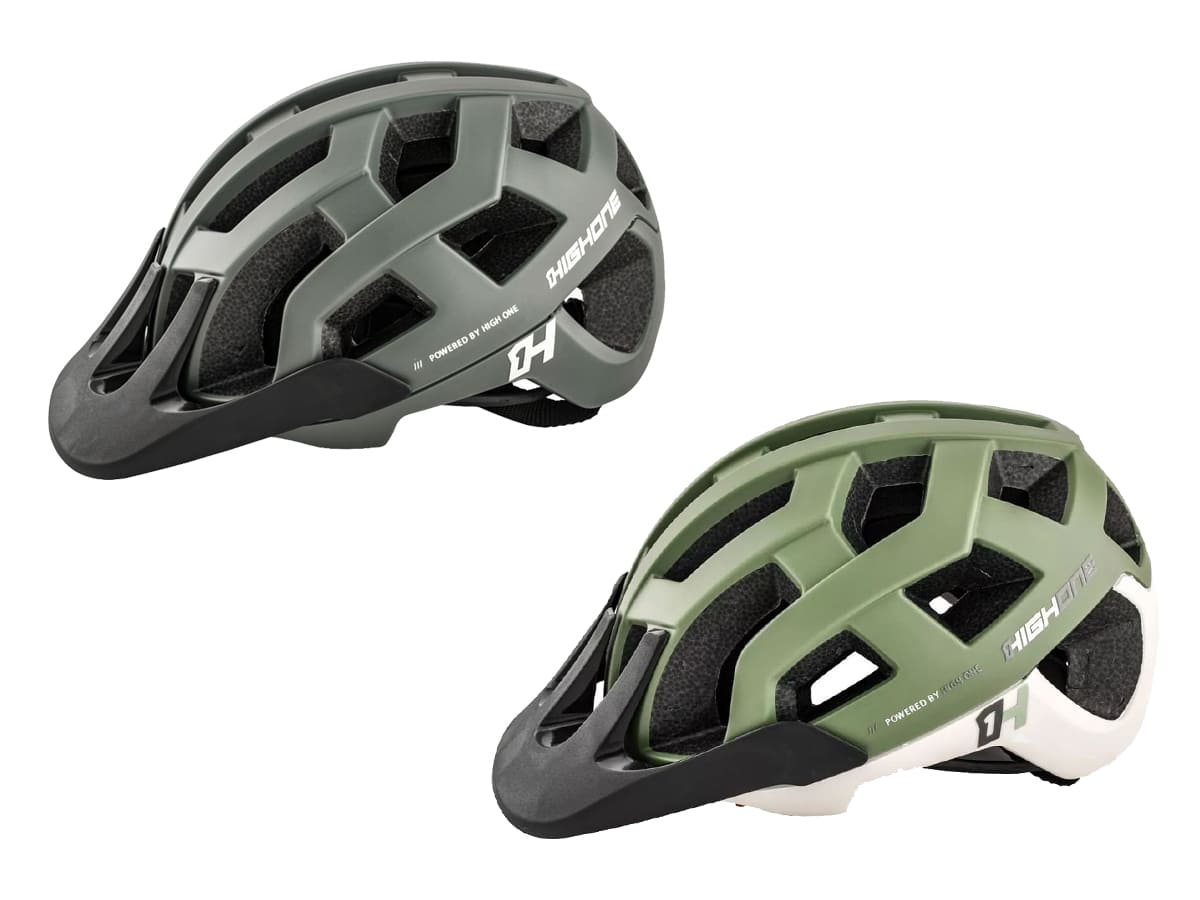 Capacete Ciclismo High One Cervix Bicicleta Mtb Speed