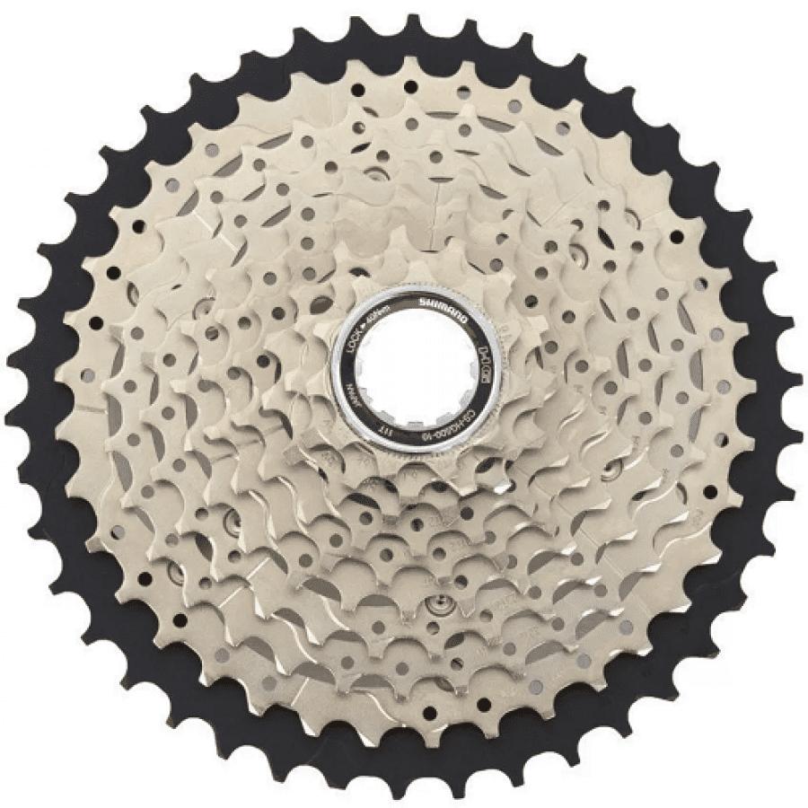 Cassete Bike Shimano Hg500 10v 11/42 + Corrente Shimano 10v