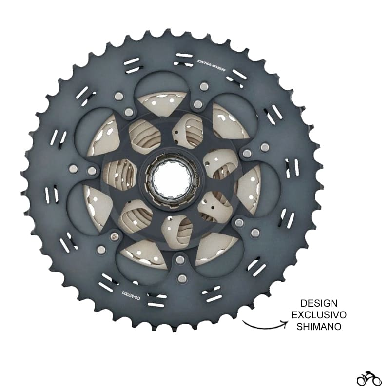 Cassete Bike Shimano Slx M7000 11v 11/46