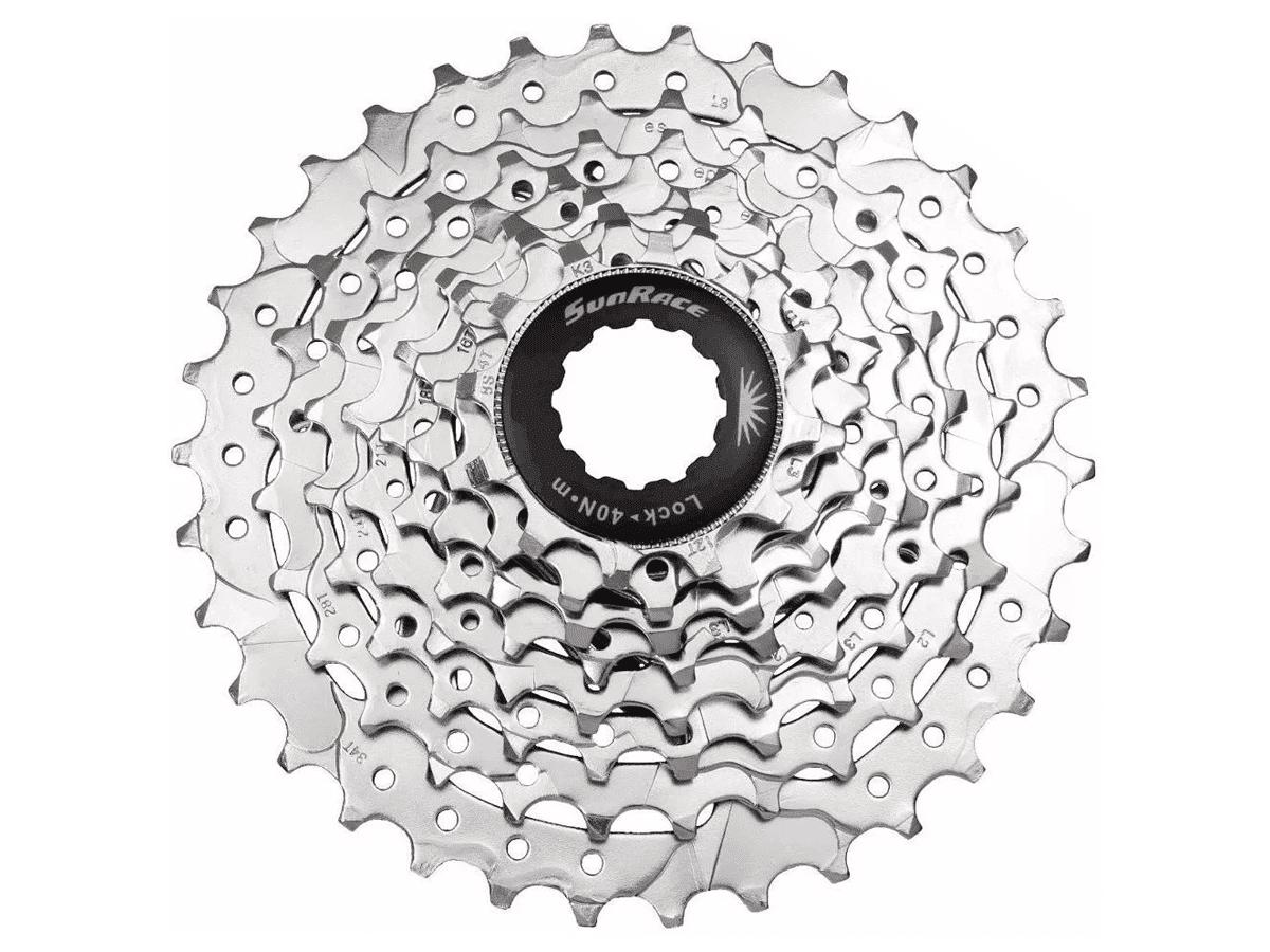 Cassete Bike Sunrace M66 8v 11/34