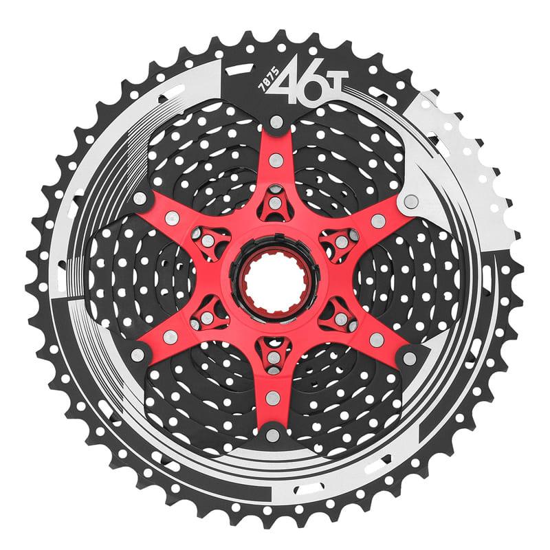 Cassete Bike Sunrace Mx80 11v 11/46