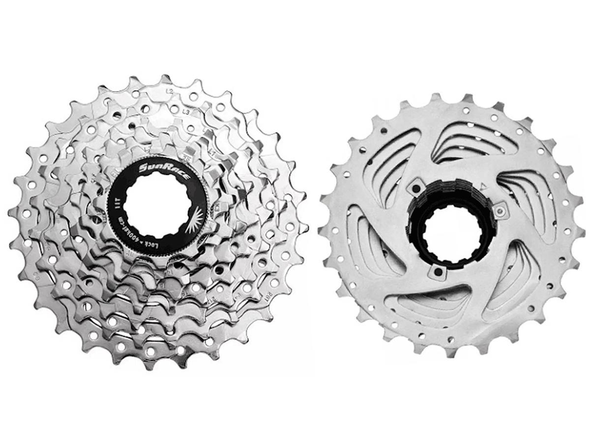 Cassete Bike Sunrace R86 8v 11/28