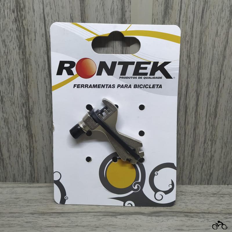 Chave Extratora de Pino de Corrente Rontek com Chave de Raio Mtb Speed