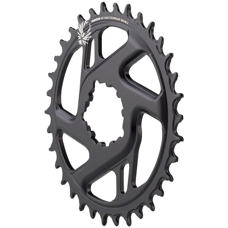Coroa de Bicicleta Sram Gx Eagle Offset 3 mm Boost 34T Direct Mount