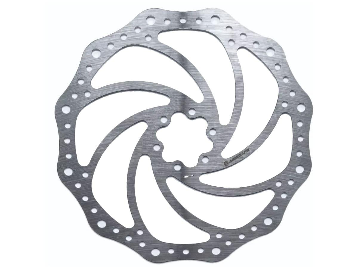 Disco de Freio Bike Absolute 203mm Rotor 6 Furos