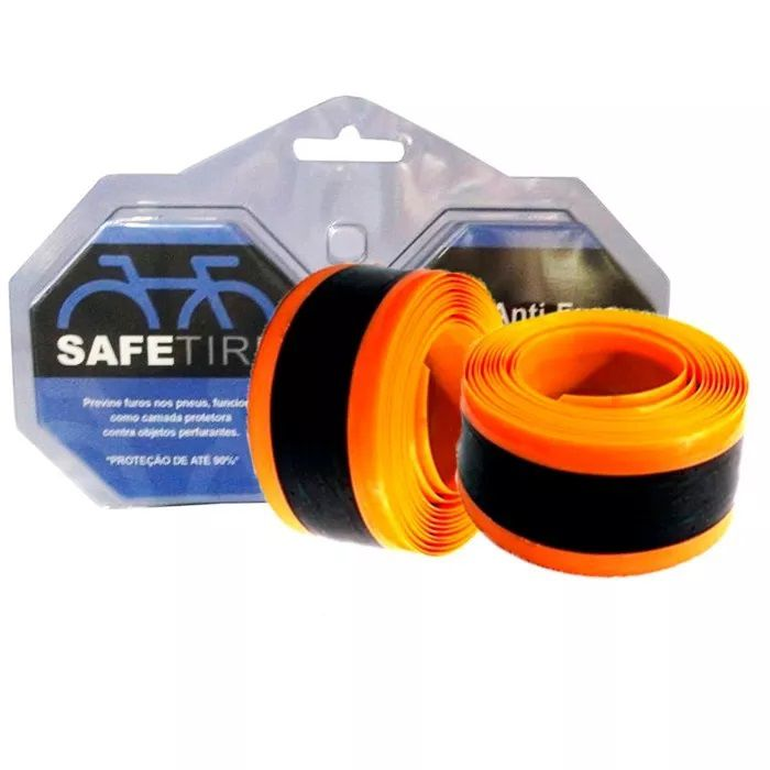 Fita Anti Furo Safetire Pneu Bike Aro Speed 700 23mm