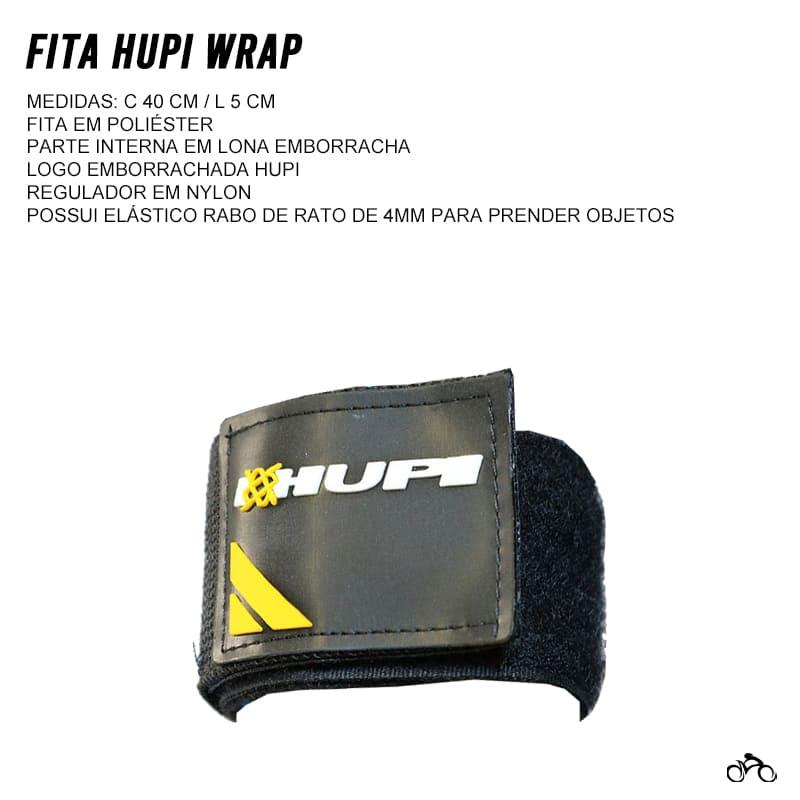 Fita Fixadora para Kit Reparo Hupi Wrap Universal