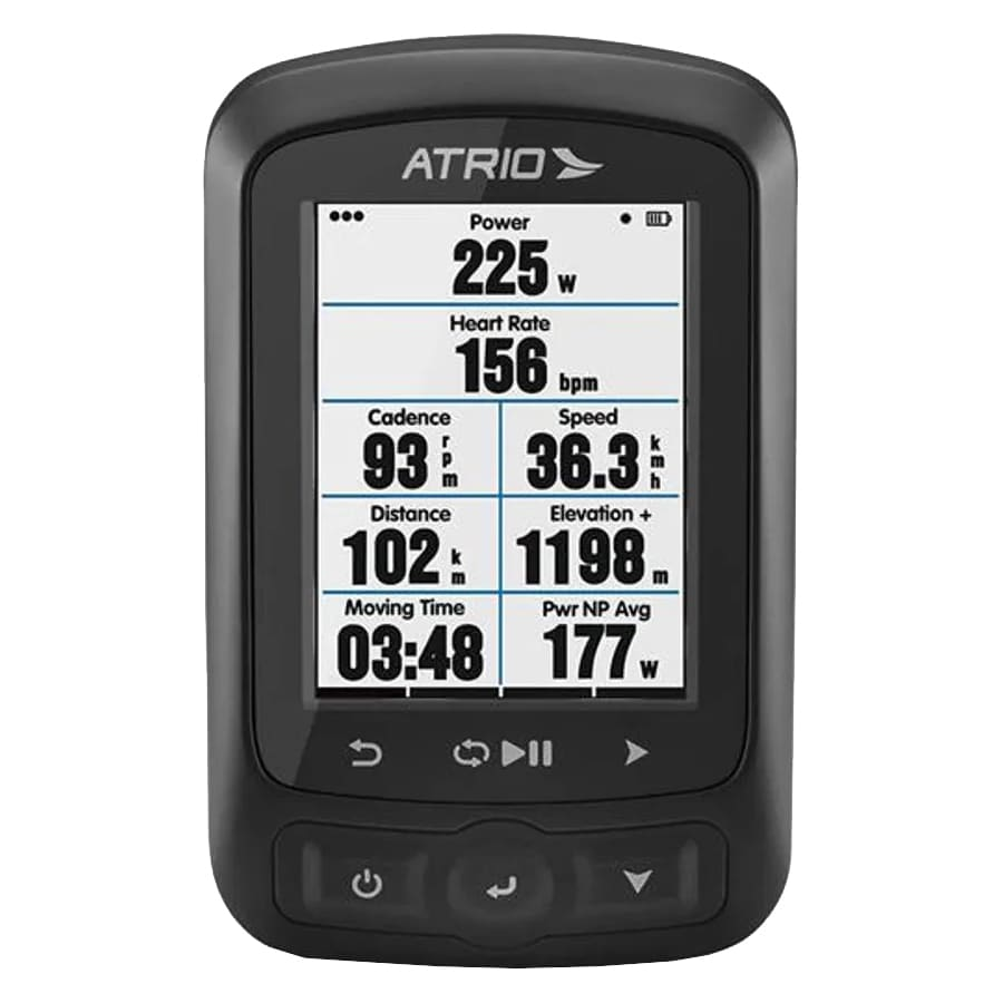 Gps para Bike Átrio Titanium Bi155 Bluetooth Mtb Speed