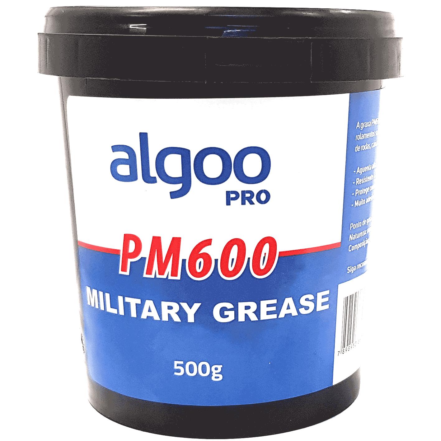 Graxa para Bike Algoo Pro Militar Pm600 Rolamentos 500 g Mtb Speed