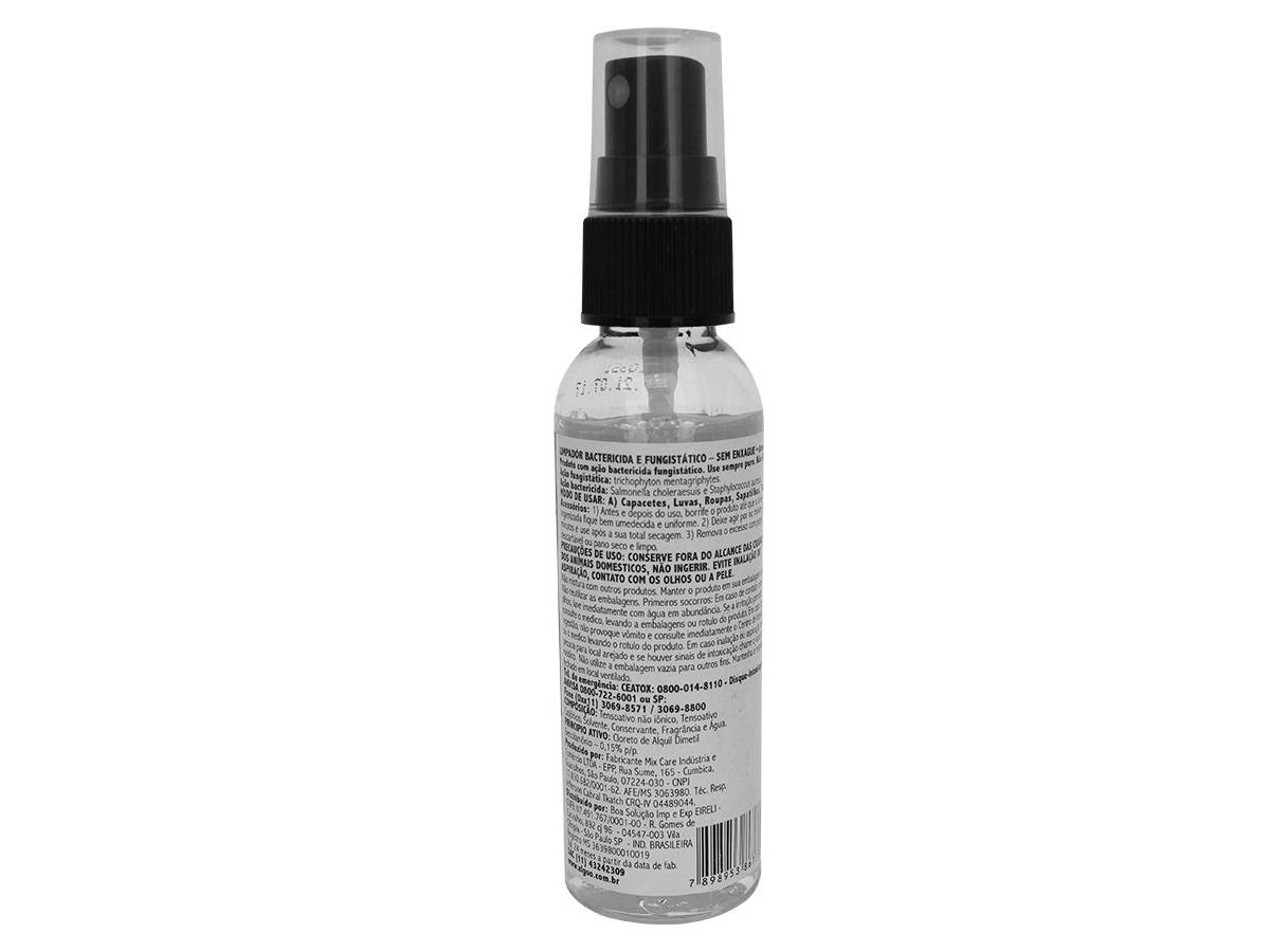 Higienizador Bactericida Fungistático Algoo Powersports 60 ml Mtb Speed