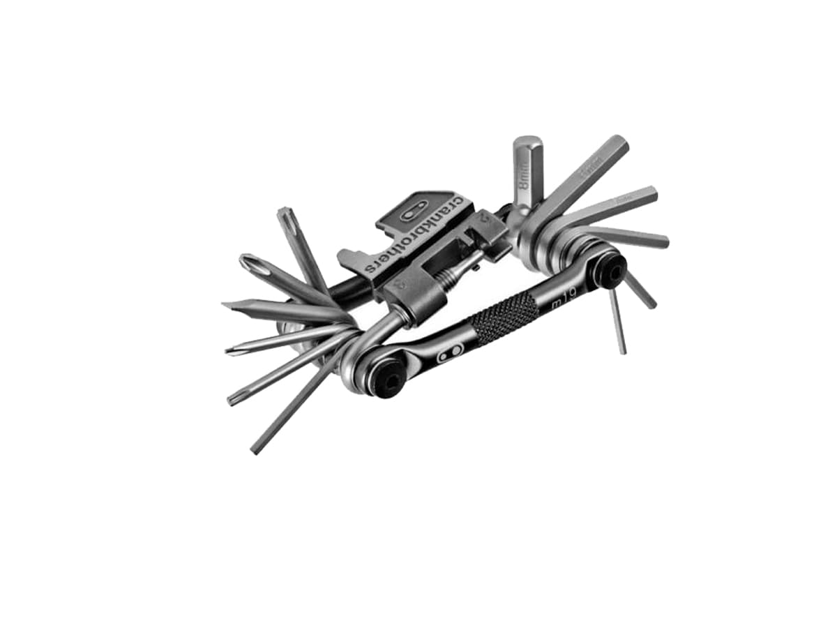 Kit Ferramentas Canivete Bike Crank Brothers M19 19 Funções