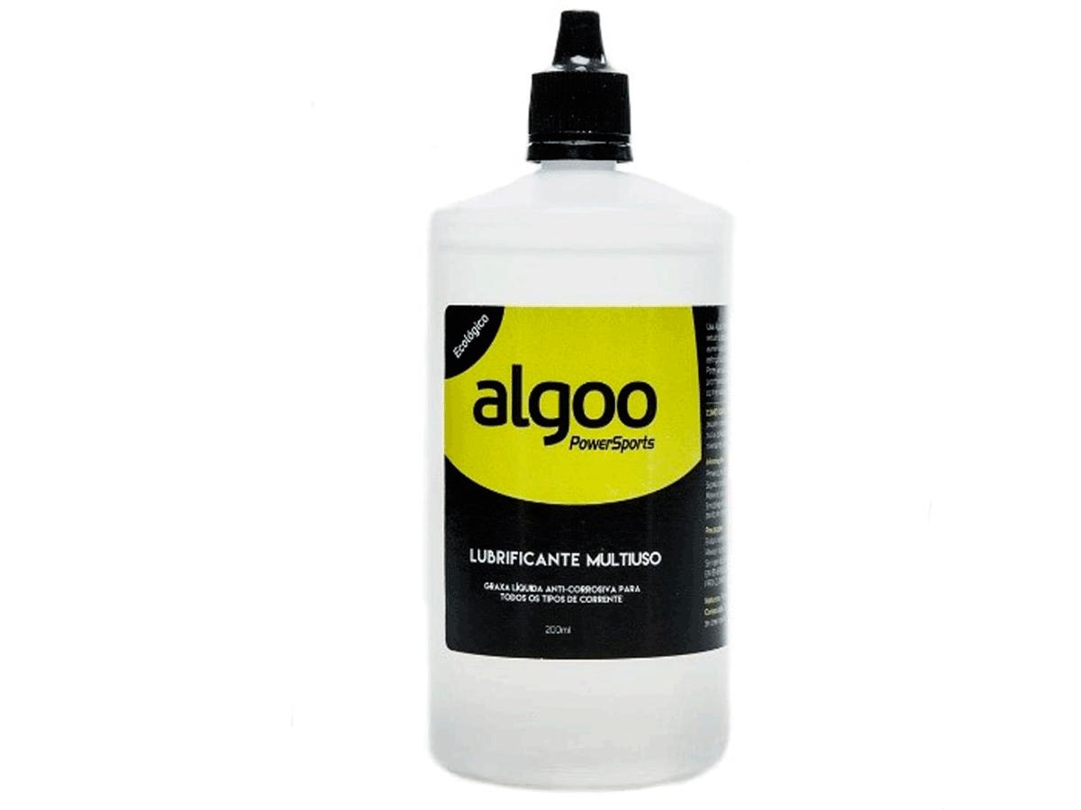 Lubrificante Bike Algoo Multiuso Corrente 200 ml Mtb Speed