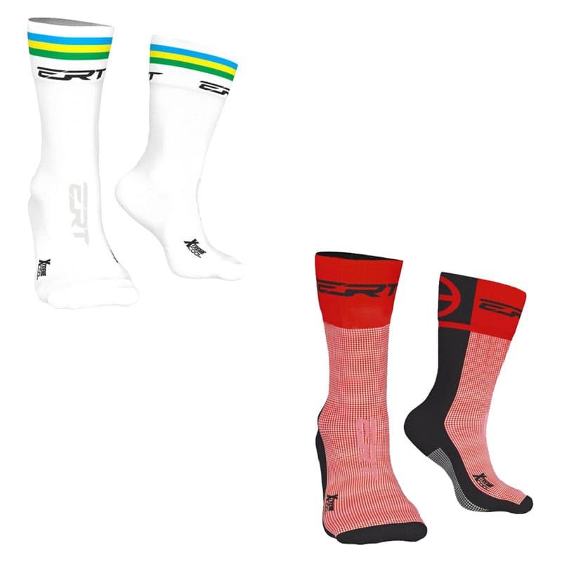 Meia Ciclismo Ert Xtreme Cool III Mtb Speed