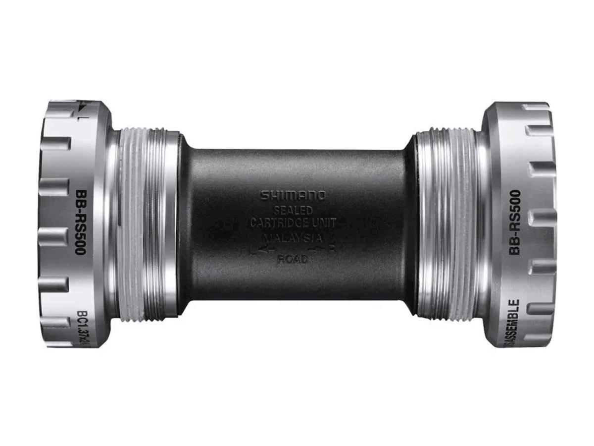Movimento Central Shimano Tiagra Bb-Rs500 Hollowtech 2 Integrado Speed