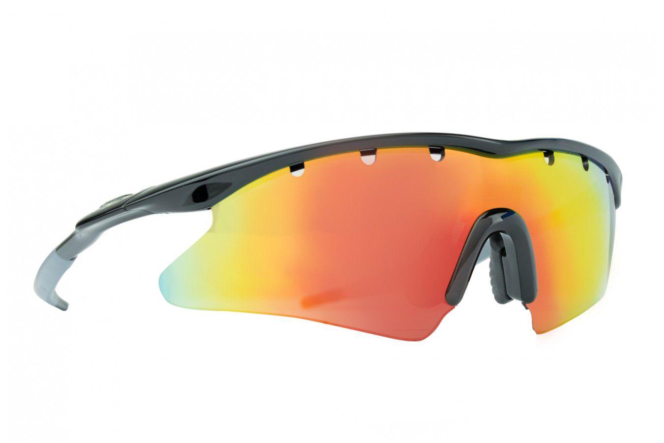 51de38ffb3120 Óculos Ciclismo Esportivo High One Fusion C  3 Lentes - AMA ESPORTE SHOP