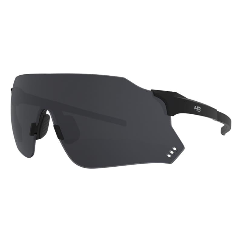 Óculos Ciclismo Hb Quad X Matte Black