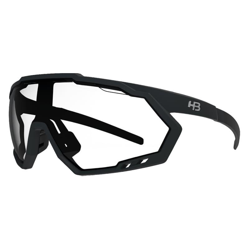 Óculos Ciclismo Hb Spin Matte Black Photochromic