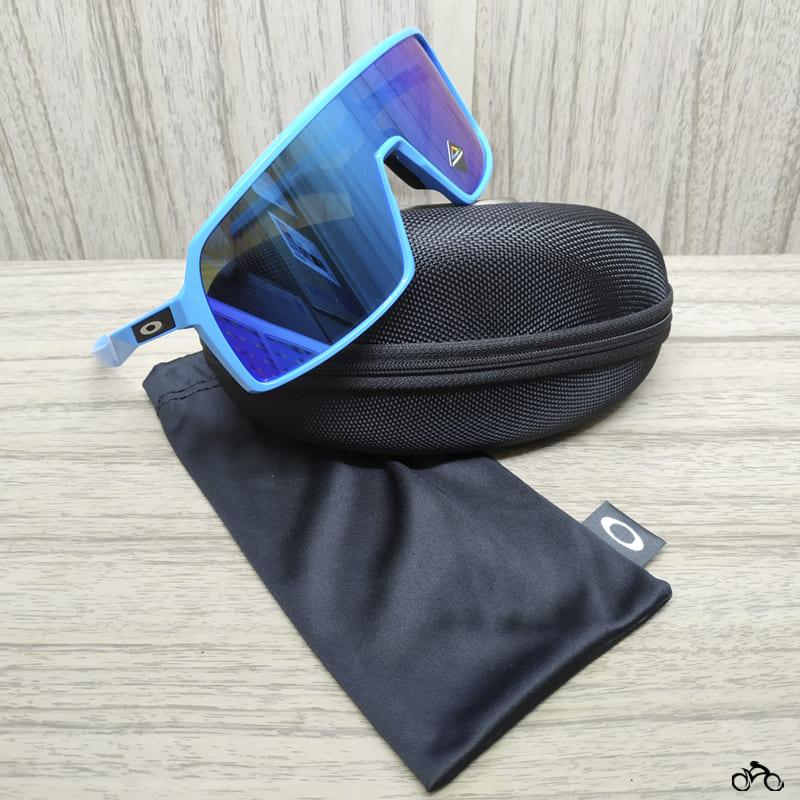 Óculos Ciclismo Oakley Sutro Spy Prizm Sapphire