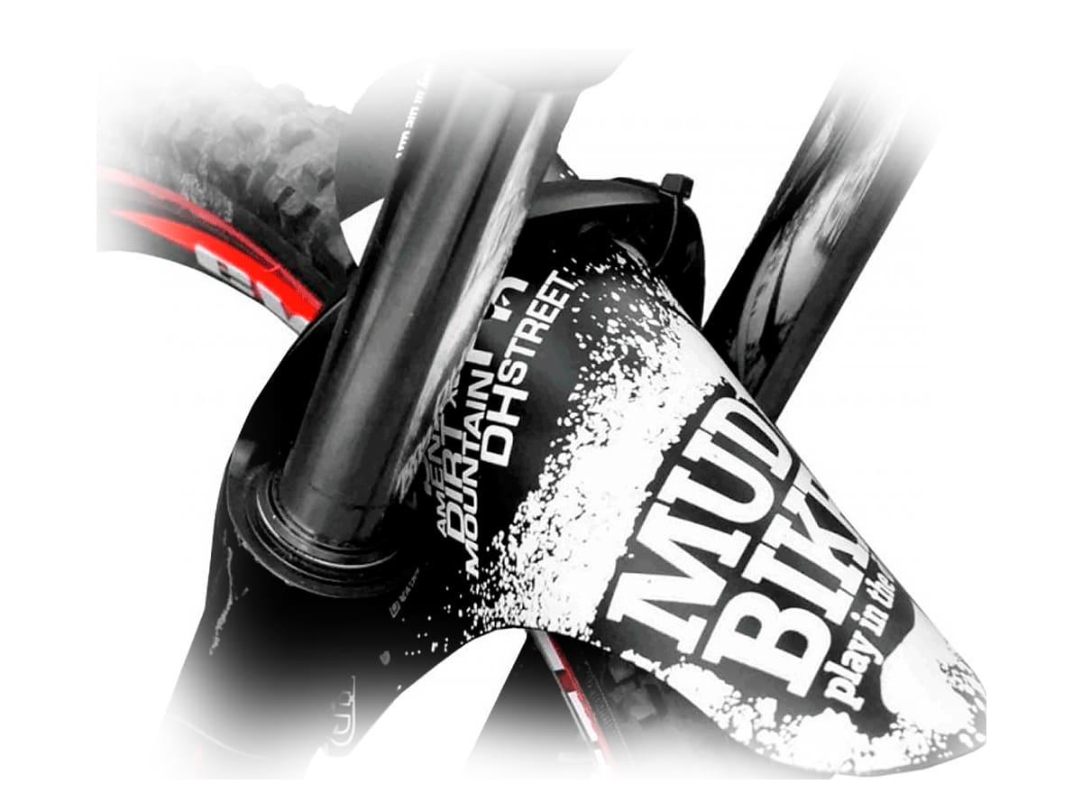 Para-lama Bicicleta Dianteiro Mud Bike Enduro Downhill