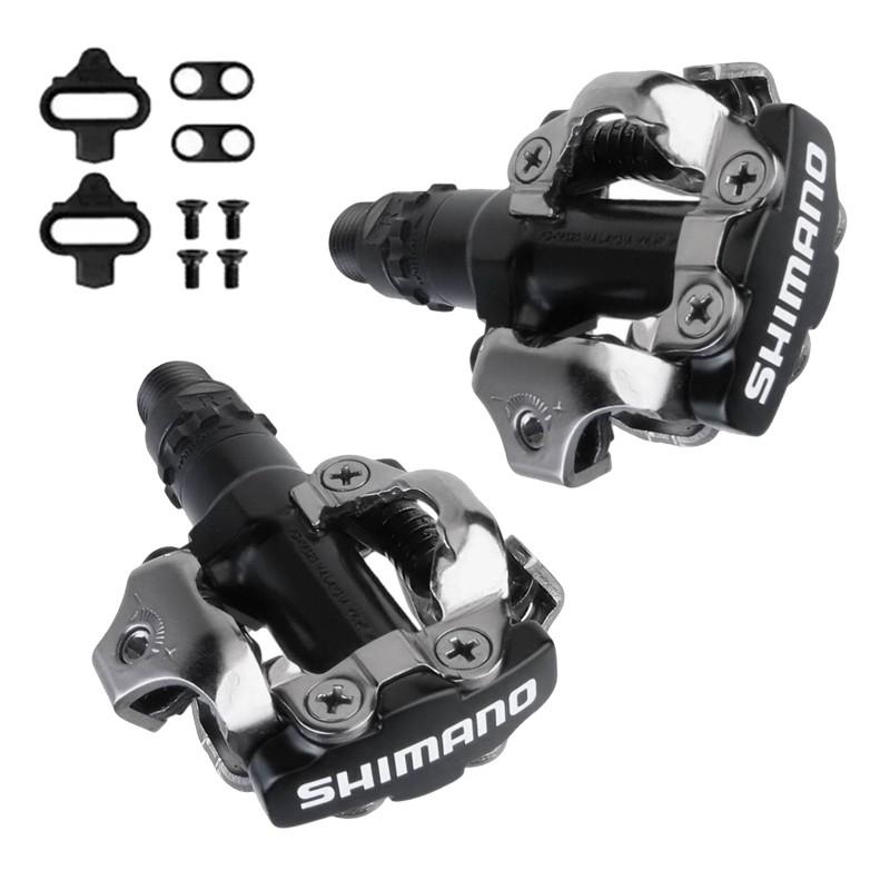 Pedal de Bicicleta Clip Shimano M520 Mtb