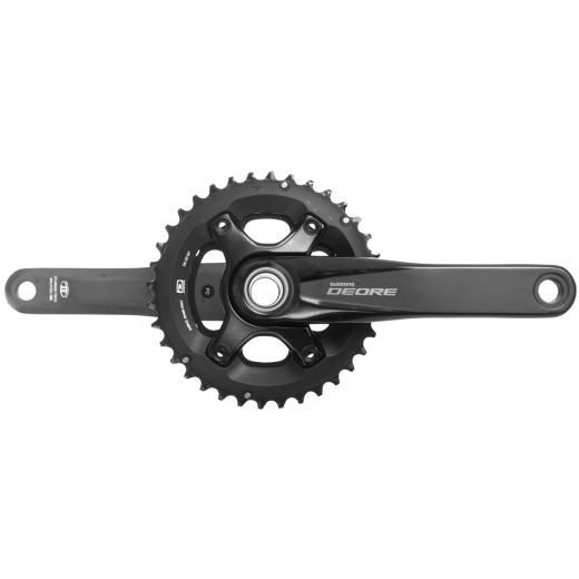 Pedivela Bike Shimano Deore M6000 Hollowtech 175mm 36T-26T