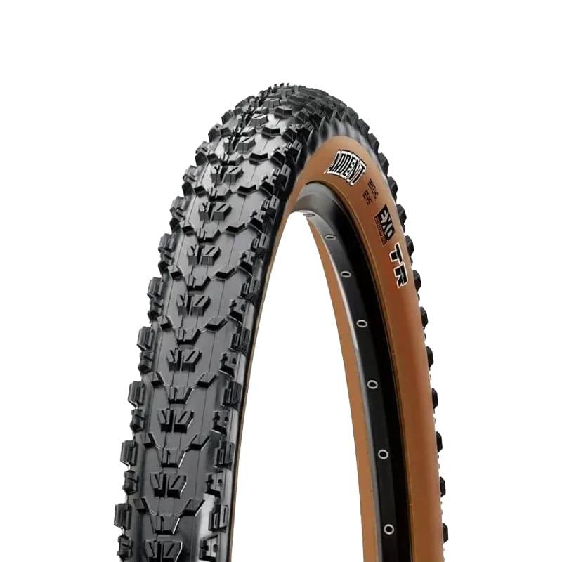 Pneu de Bicicleta Maxxis Ardent EXO Skinwall Faixa Marrom 29 x 2.25 Mtb Kevlar