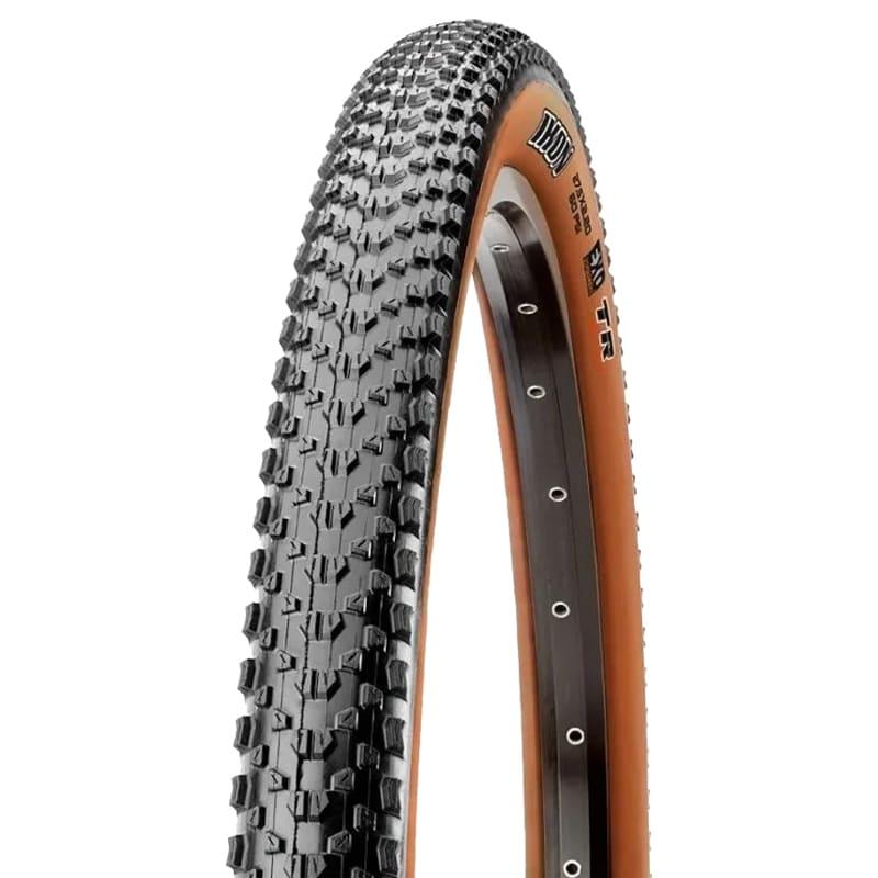 Pneu de Bicicleta Maxxis Ikon 3C EXO Skinwall Faixa Marrom 29 x 2.20 Mtb Kevlar