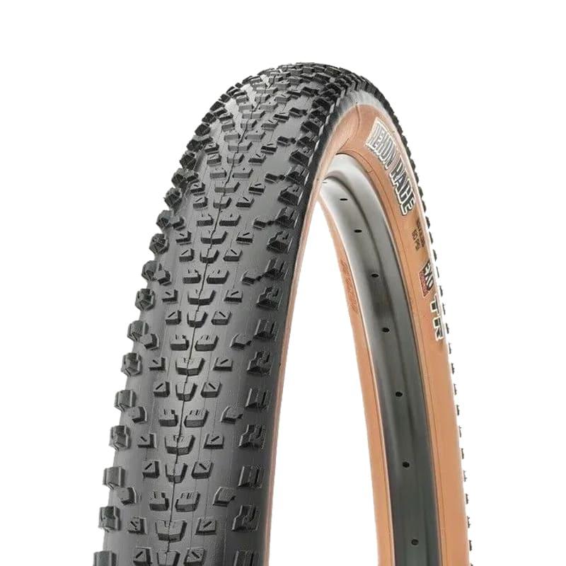 Pneu de Bicicleta Maxxis Rekon Race EXO Faixa Marrom 29 x 2.35 Mtb Kevlar
