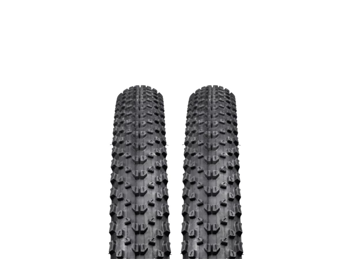 Pneus de Bicicleta Maxxis Ikon 3C EXO Skinwall Faixa Bege 29 x 2.20 Mtb Kevlar Par