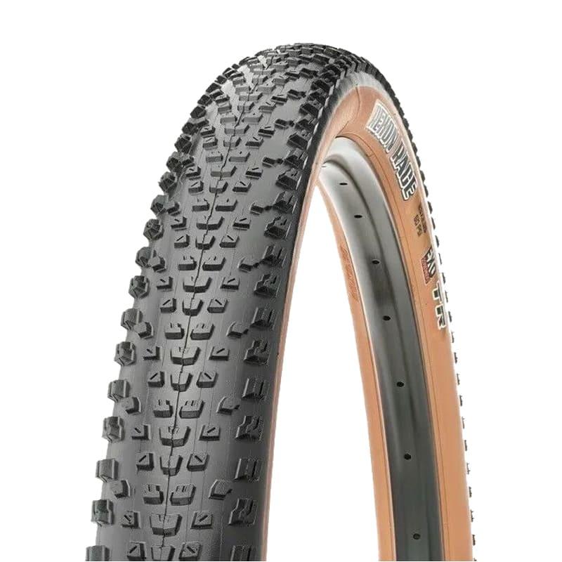 Pneus de Bicicleta Maxxis Rekon Race EXO Faixa Marrom 29 x 2.25 Mtb Kevlar Par