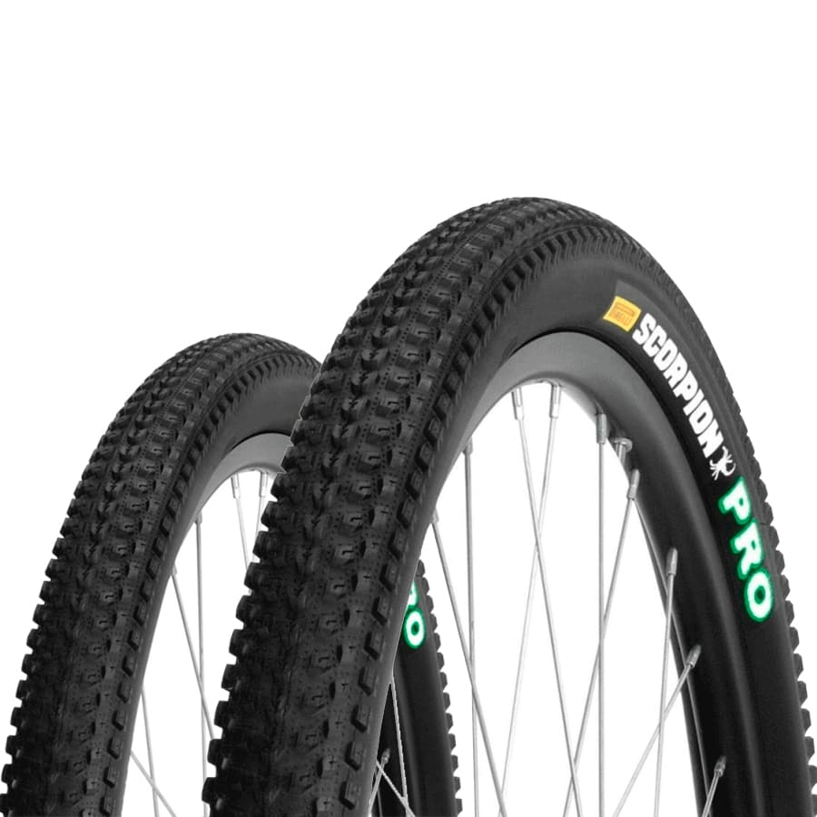 Pneus de Bicicleta Pirelli Scorpion Pro 29 x 2.20 Mtb Kevlar Par