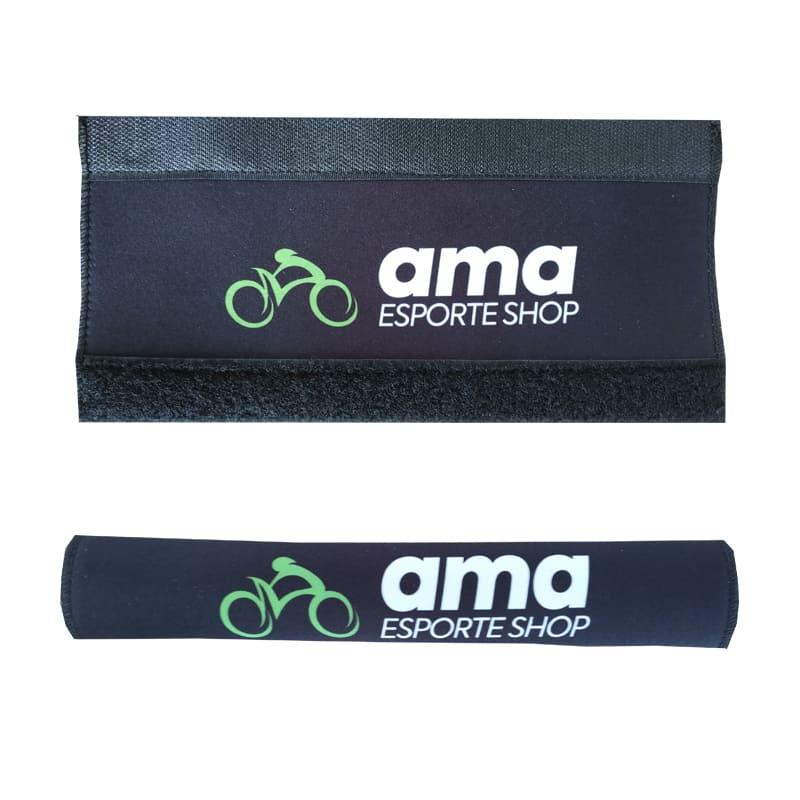 Protetor de Quadro e Corrente Ama Esporte Shop Bike Mtb