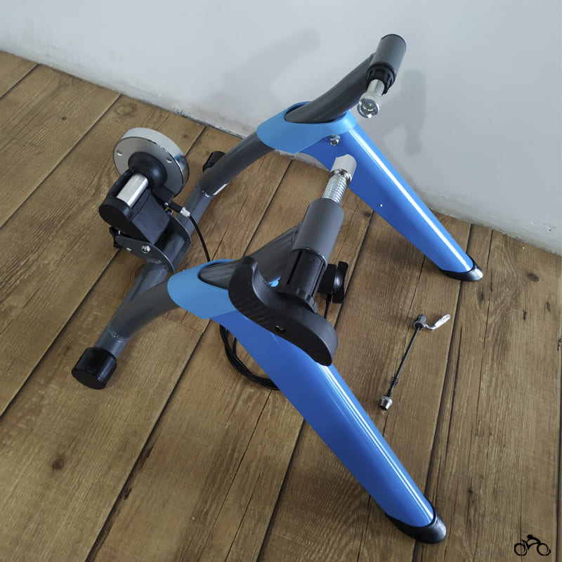 Rolo de Treino Bike Challenge Remote Magnético Mtb Speed
