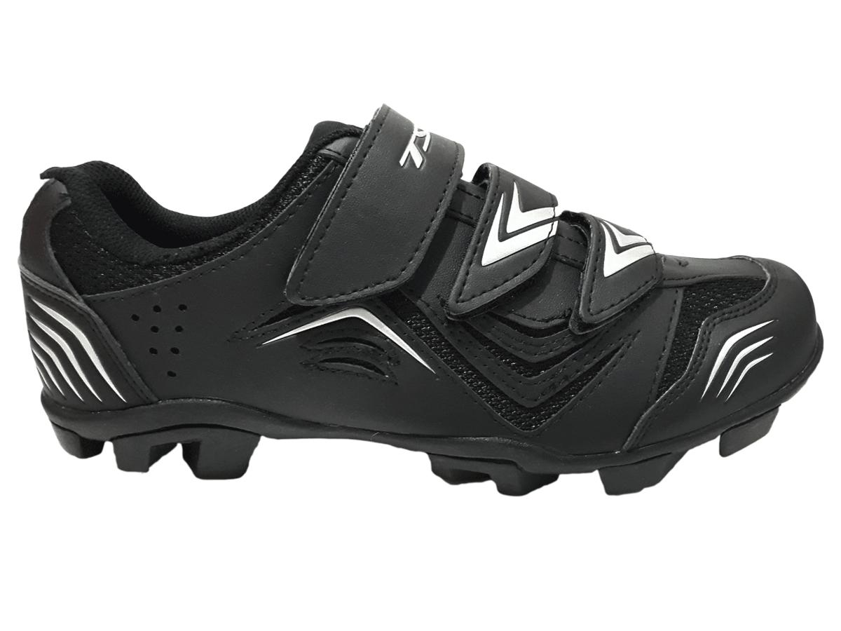 Sapatilha Mtb Ciclismo Tsw New Fit + Pedal Wellgo M919