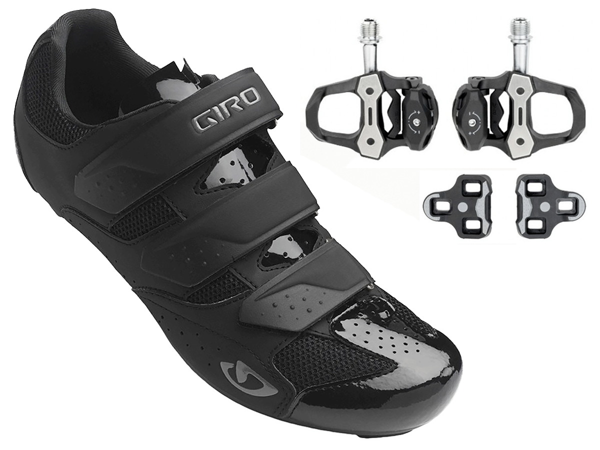2ba7d1467 Sapatilha Ciclismo Road Speed Giro Techne + Pedal Absolute - AMA ...