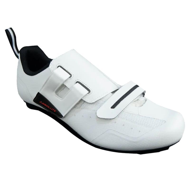 Sapatilha Ciclismo Triathlon Absolute Triton II + Pedal Wellgo R096B