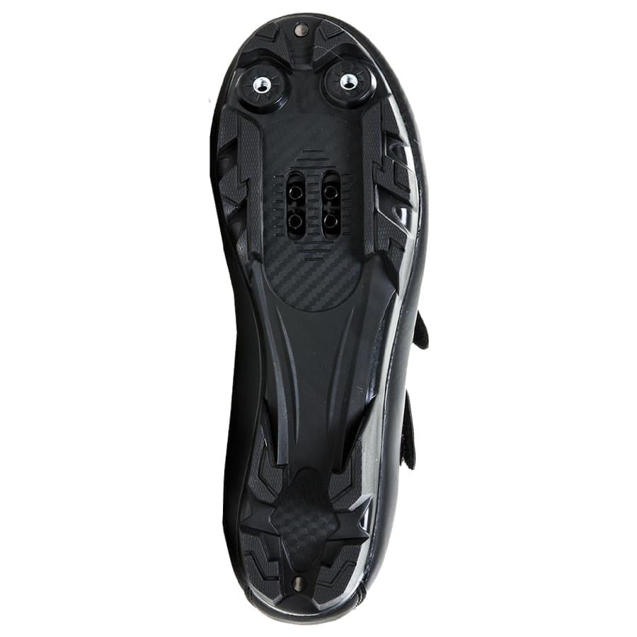 Sapatilha Mtb Ciclismo Absolute Mia II Feminina Preta + Pedal Shimano M505