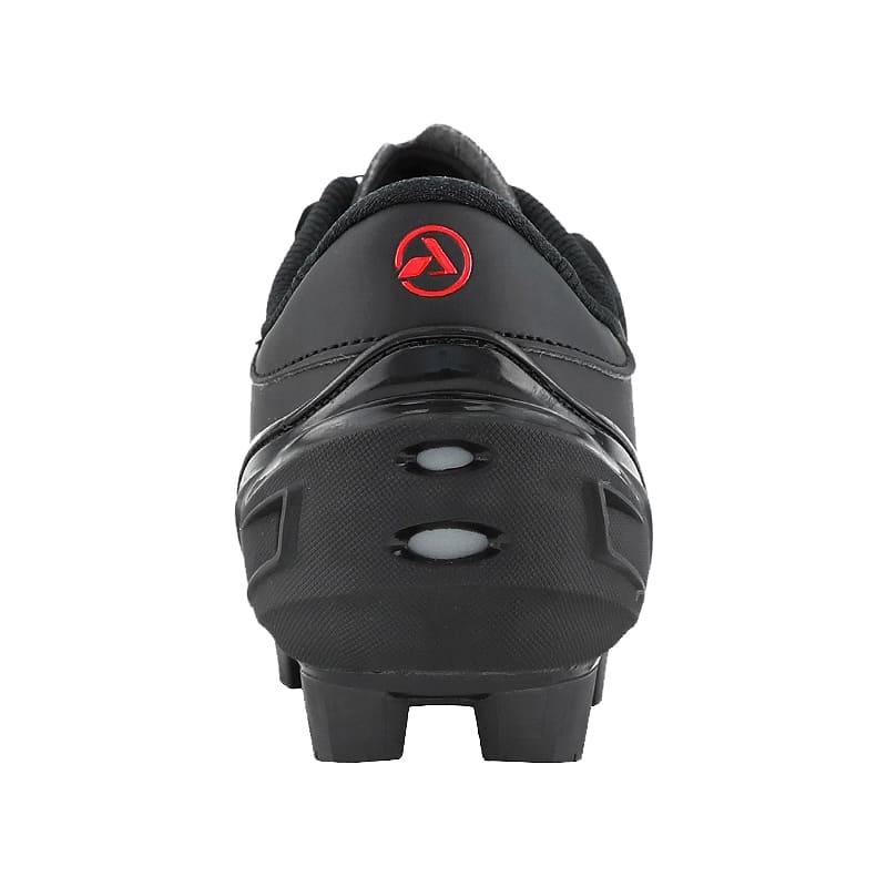 Sapatilha Mtb Ciclismo Absolute Prime II Preta + Pedal Wellgo C2 Plataforma